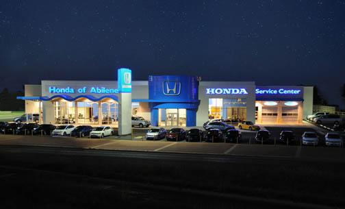 Honda Of Abilene >> Commercial Photography White S Photography